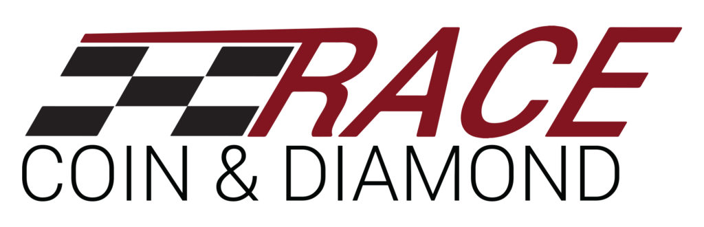 Race Coin and Diamond